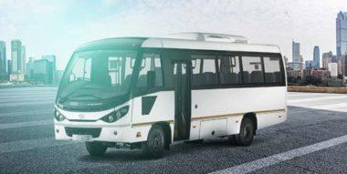 Tata Bus Passenger Van