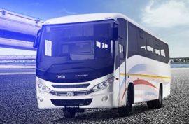 Tata Magna Luxury Bus