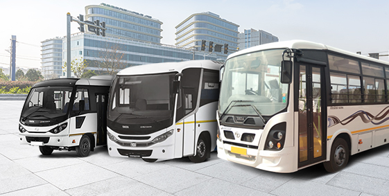 Tata Urban Transport bus
