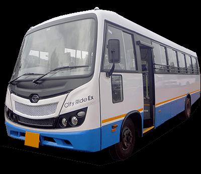 Tata Cityride EX Buses