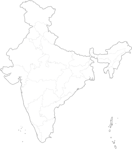 Tata Buses Location India Map