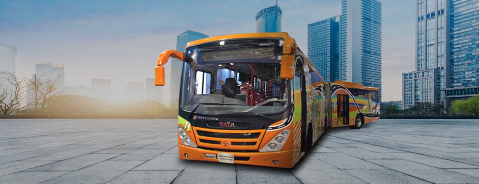 Tata Urban Star Buses