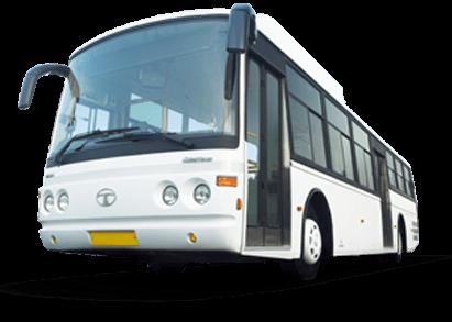 Tata Tarmac Buses Coaches