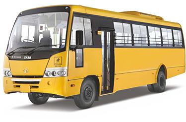 Tata School Buses 50 AC