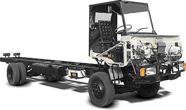 Tata Sub Urban Bus Chassis LP 913/49