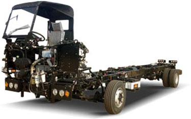 Tata Bus Chassis LPO 10.2/52 AC