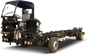 Tata Bus Chassis LPO 7.5/42 AC