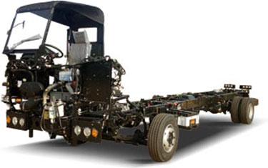 Tata Staff Bus Chassis LPO 10.2/52 AC