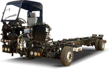 Tata City Buses LPO Chassis
