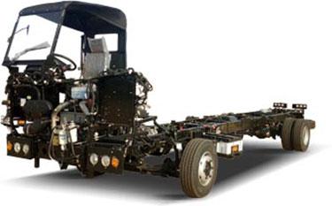 Tata Citybus Chassis LPO 8