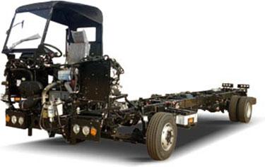 Tata Bus Chassis LPO 7 AC