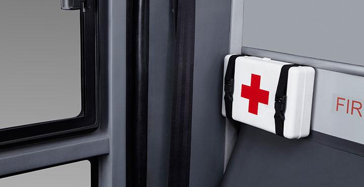 Tata Magna Bus First Aid Kit