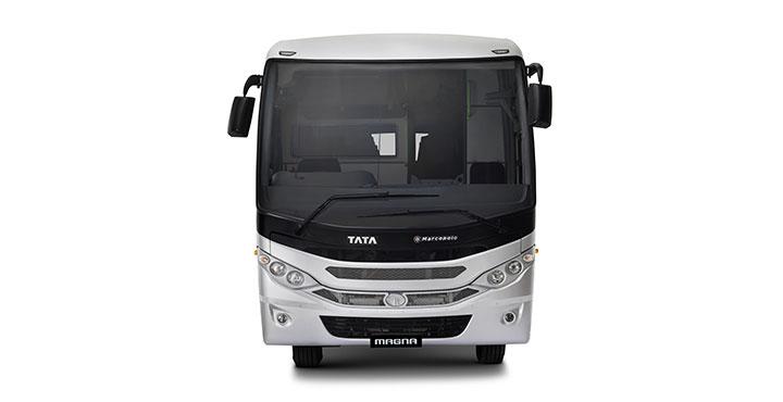 Tata Morcopolo Front View