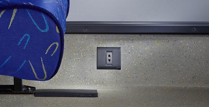 Tata Magna Bus Switch