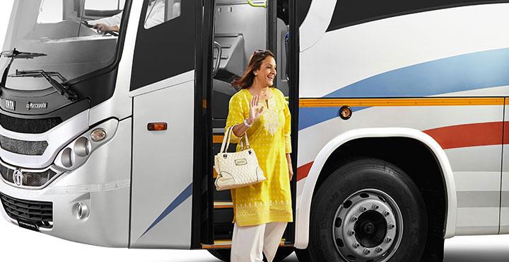 Tata Magna Bus Cityride