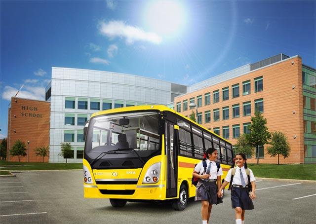 Tata Ultra Skool Buses