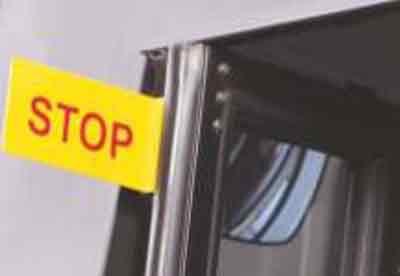 Tata Starbus Skool Stop Board