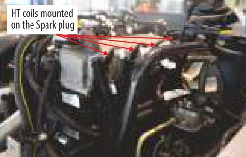 Tata Starbus24 CNG Engine