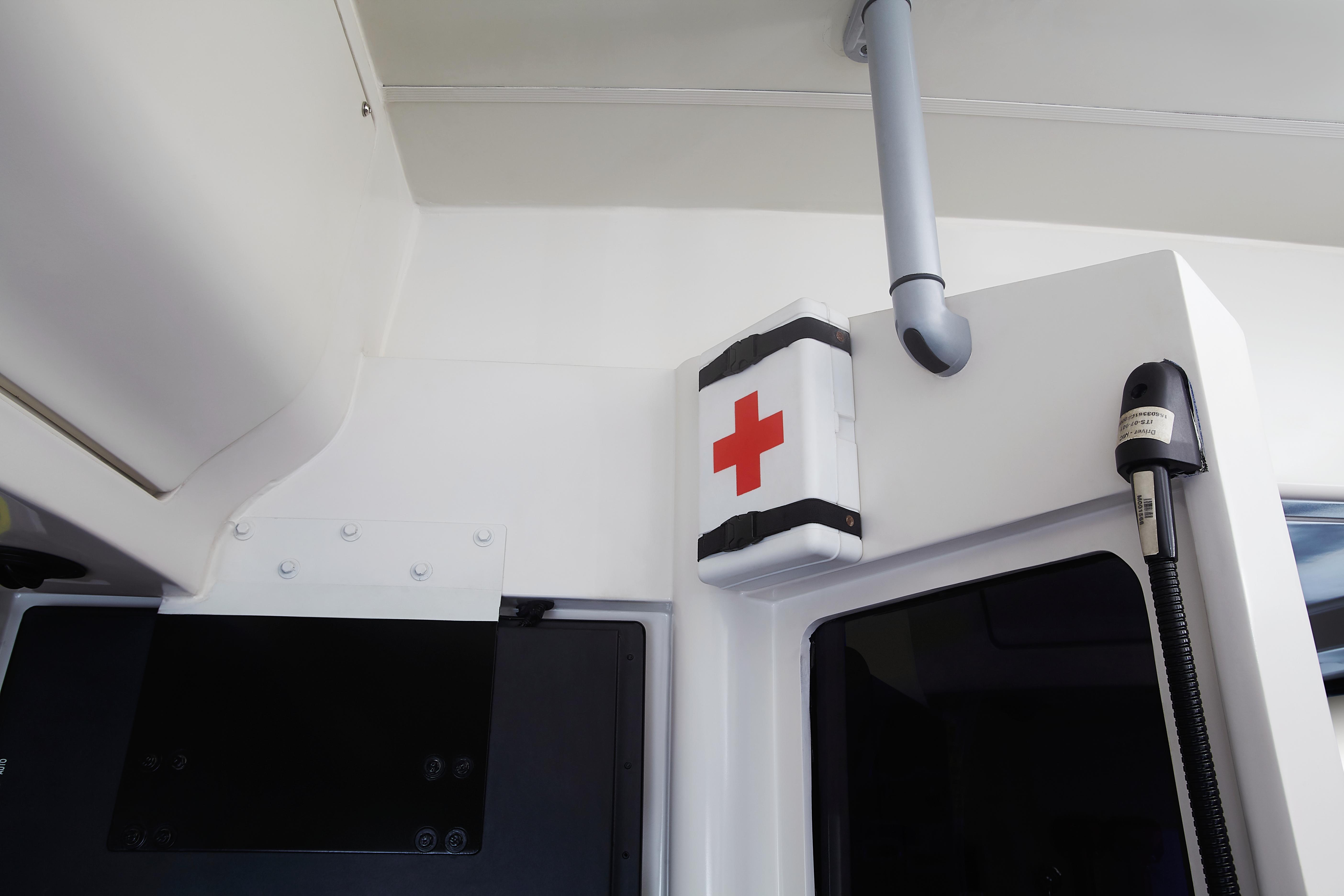 Tata Bus First Aid Kit