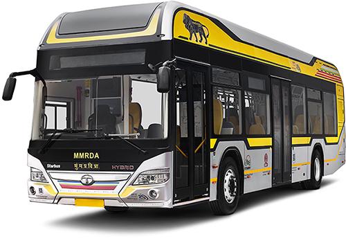 Tata Hybrid Hero MMRDA