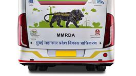 Tata MMRDA Buses