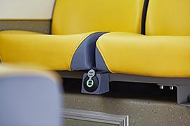 Tata Buses Seat Facility