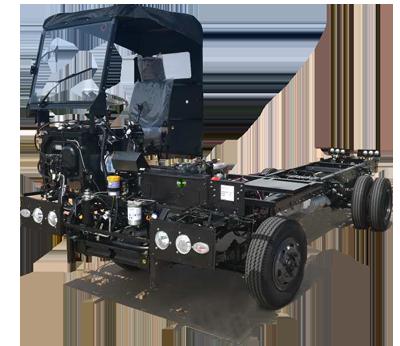 Tata Bus Chassis LP 410/33WB11