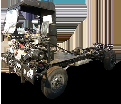 Tata Bus Chassis SFC 407