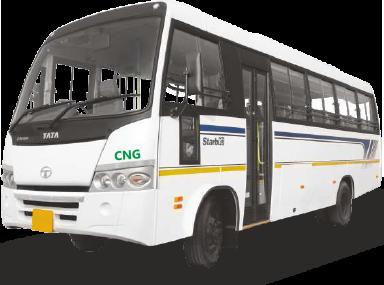Tata Starbus CNG Buses