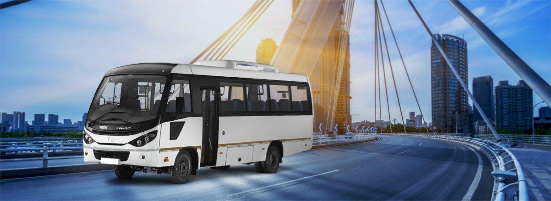 Tata Starbus LH View