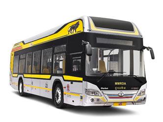 Tata Hybrid MMRDA Starbus