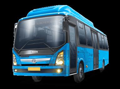 Tata Urban 9/12m AC Electric Bus